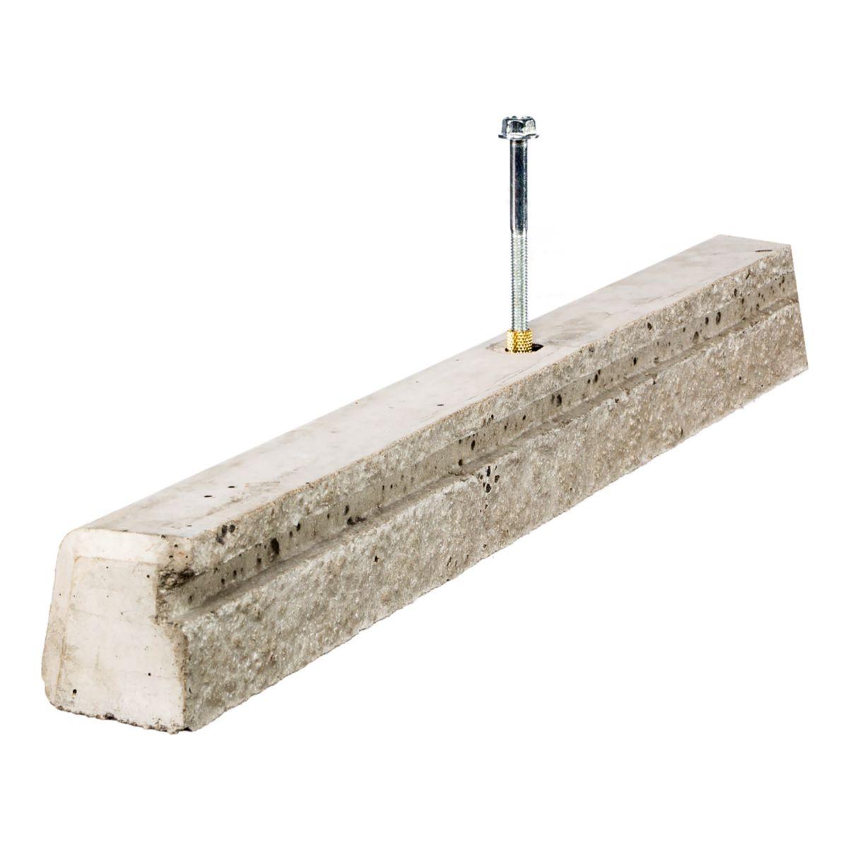 Technique Beton Becquet Larmier De Protection Goutte D Eau Droit Beton 1 M X 5 Cm Point P