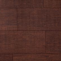 Parquet bambou massif aspect bois sciage fin Bamboo Solida - Topaz Brown - 14x135x1850 mm