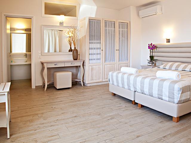 Plancher de chambre