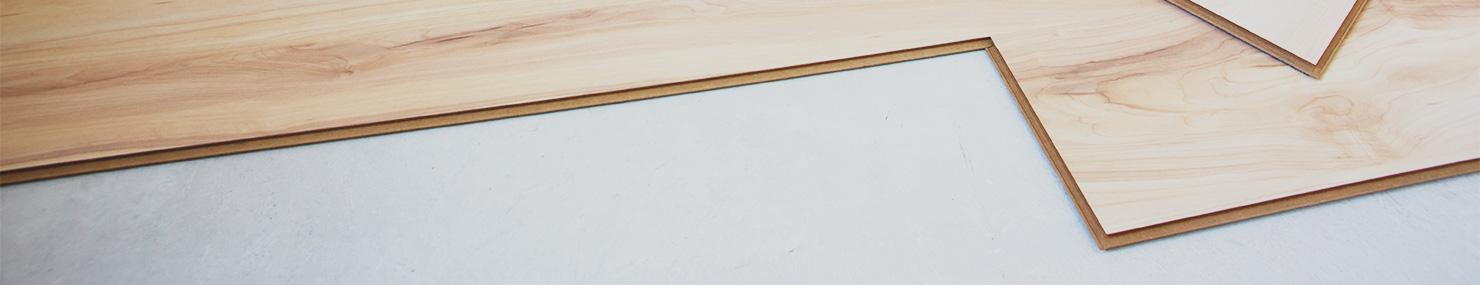 Conseils de pose pour le parquet, sol stratifié, PVC