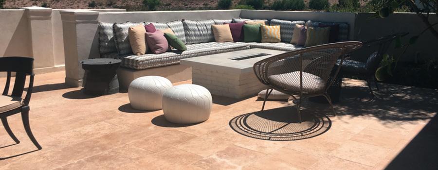 Choisir son revetement de terrasse selon l'exposition