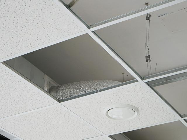 Le faux plafond : guide de mise en œuvre
