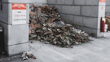 La gestion des déchets