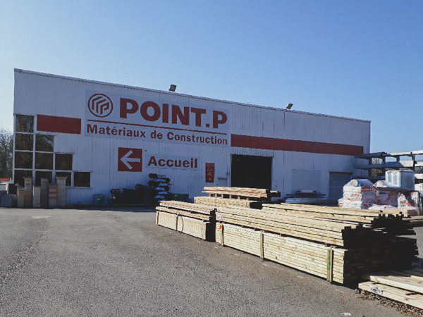 Agence GOVEN POINT.P 35580
