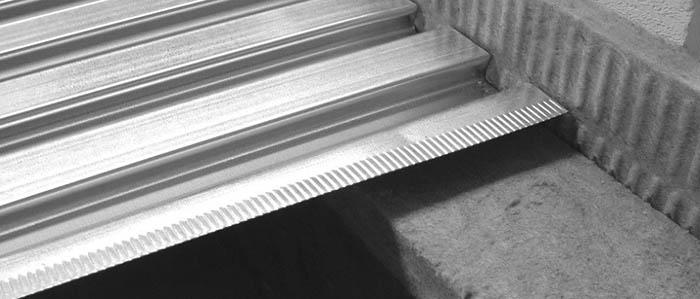 Les types de planchers : les planchers mixtes et collaborants