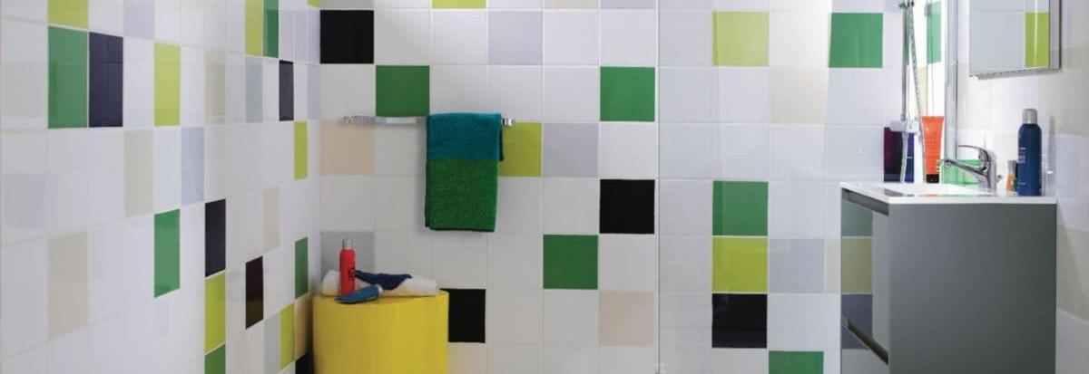 Comment recouvrir un carrelage de salle de bain