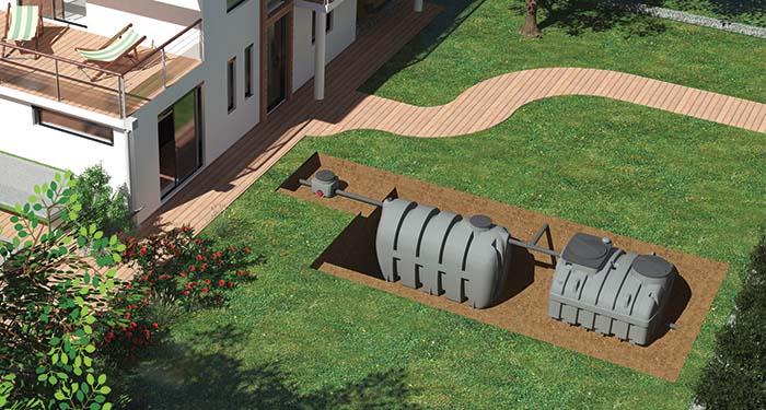 Le filtre compact, pour l'épuration des eaux usées domestiques