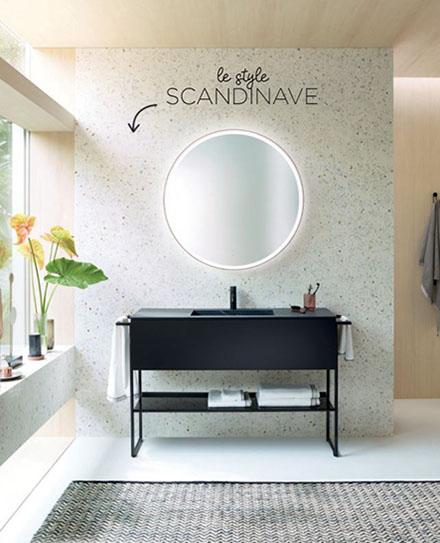 Salle de bain, cuisine & WC