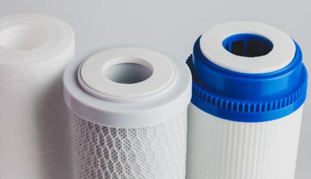 Cartouches de filtres à eau