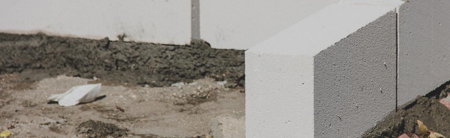 Carreau de platre ou béton cellulaire pour cloison