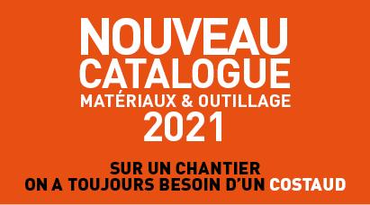 Catalogue  Matériaux et Outillage 2021