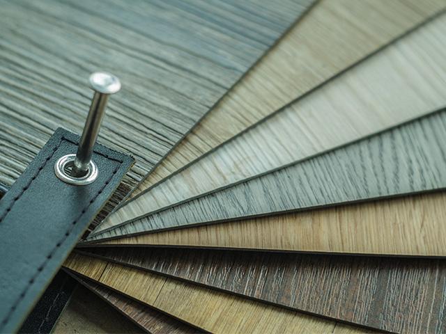Lames de sol vinyle de plusieurs couleurs