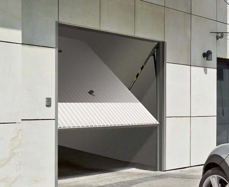 bien prendre les dimensions d'une porte de garage basculante