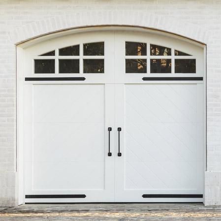 bien prendre les dimensions d'une porte de garage battante