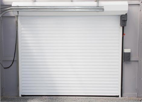 bien prendre les dimensions d'une porte de garage à enroulement