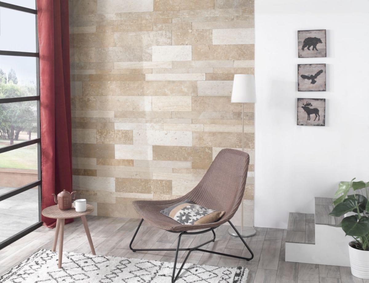 Idee Parement Mur Interieur comment choisir un parement intérieur ou extérieur ? | point.p