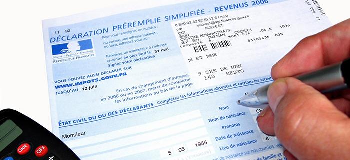 Déductions d'impôts