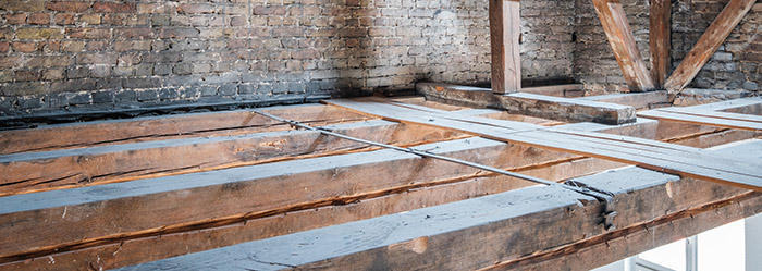 Plancher ancien : comment le rénover ?
