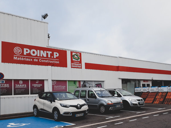 Agence Aurillac Pointp 15000