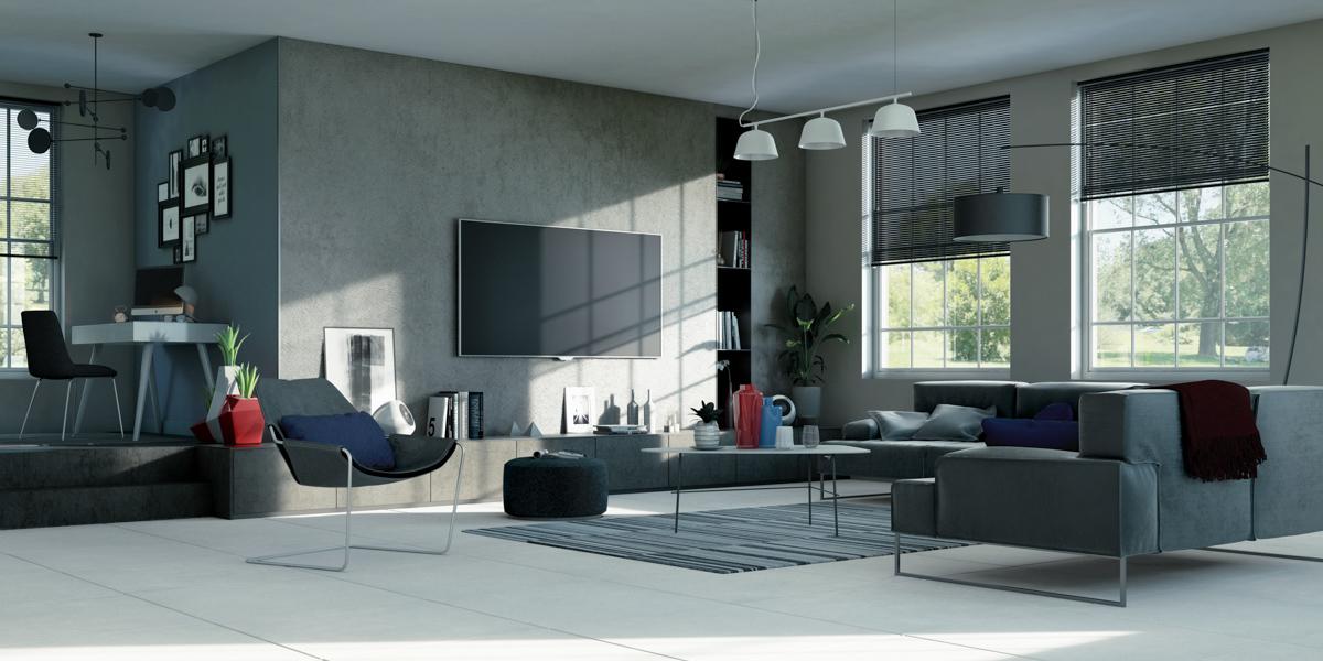 Salon / Moderne Design | Point.P