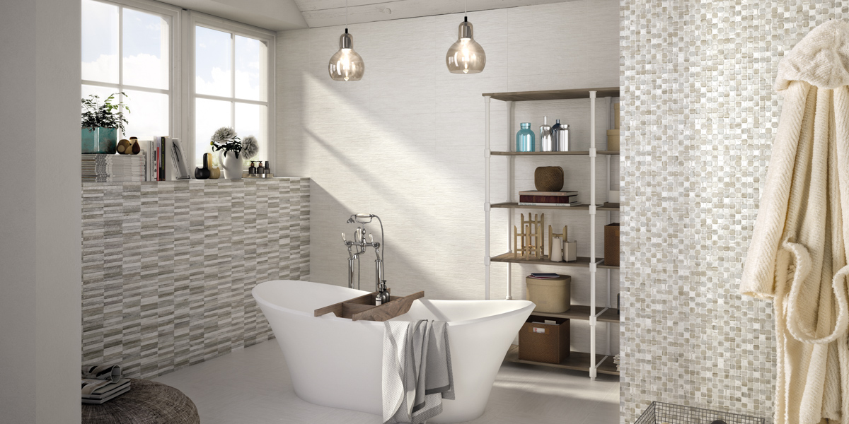 Salle de bain / Campagne Chic | Point.P