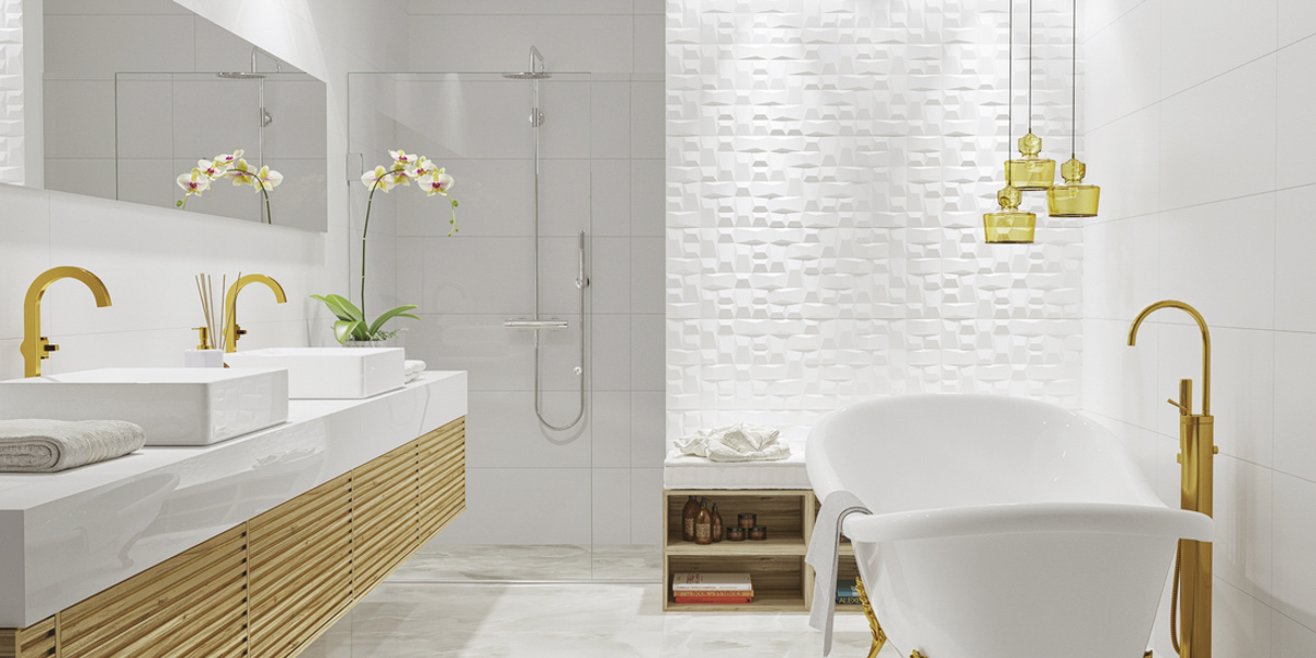 Salle de bain / Moderne Design | Point.P