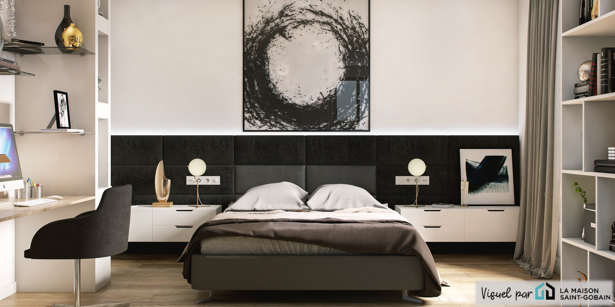 Chambre / Moderne Design | Point.P