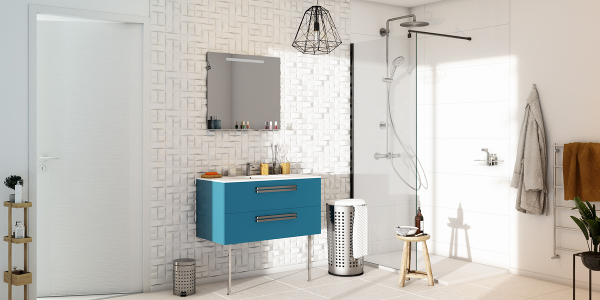 Salle de bain / Moderne Design | Point.P