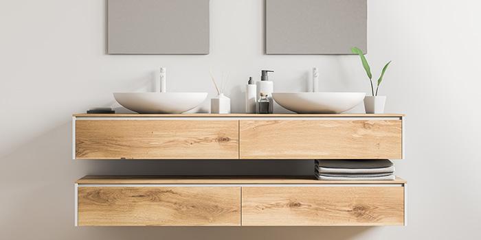 Aménagements salle de bains : l\'ameublement | Point.P